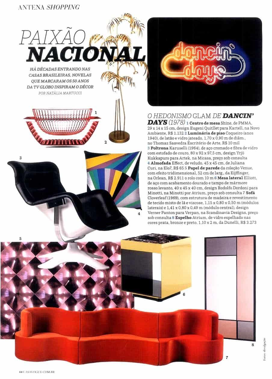 Casa Vogue - Outubro - Elo7