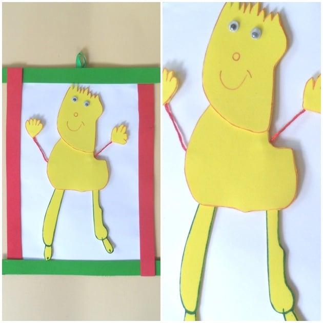 Desafio de desenho infantil EVA