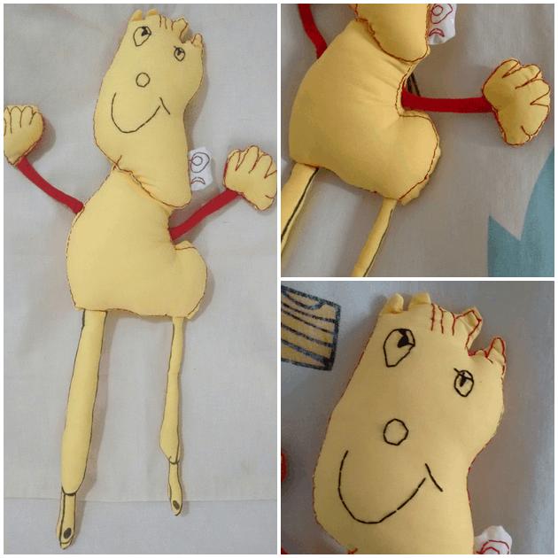 Desafio de desenho infantil boneco 2 esdras