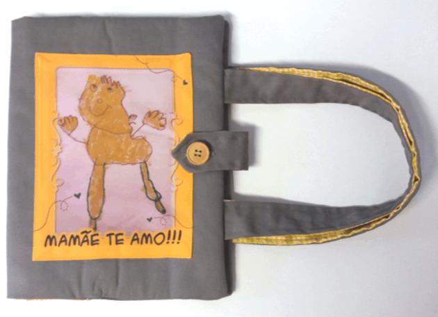 Desafio de desenho infantil sublimacao no Elo7
