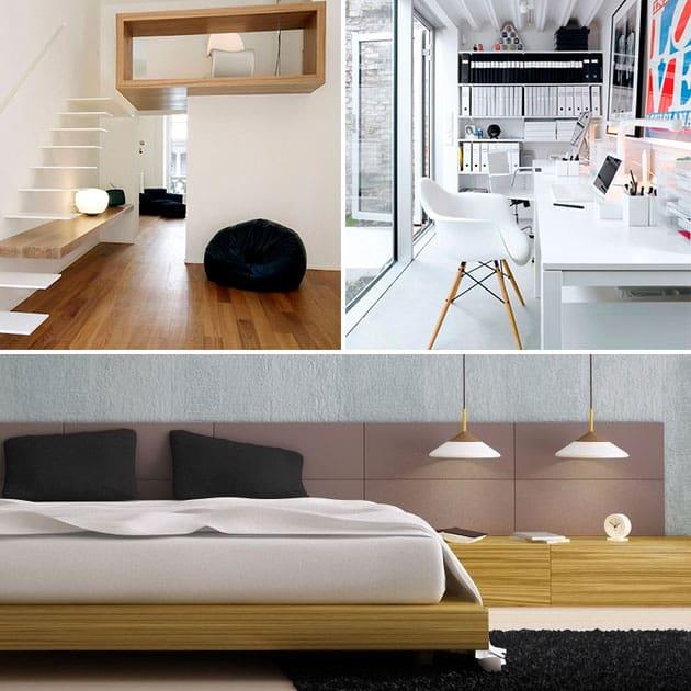 decoracao estilo minimalista
