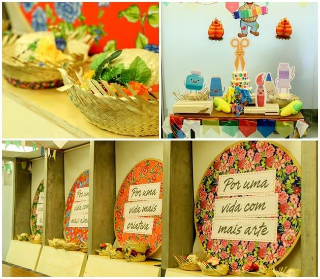 festa junina no elo7 friday decoração