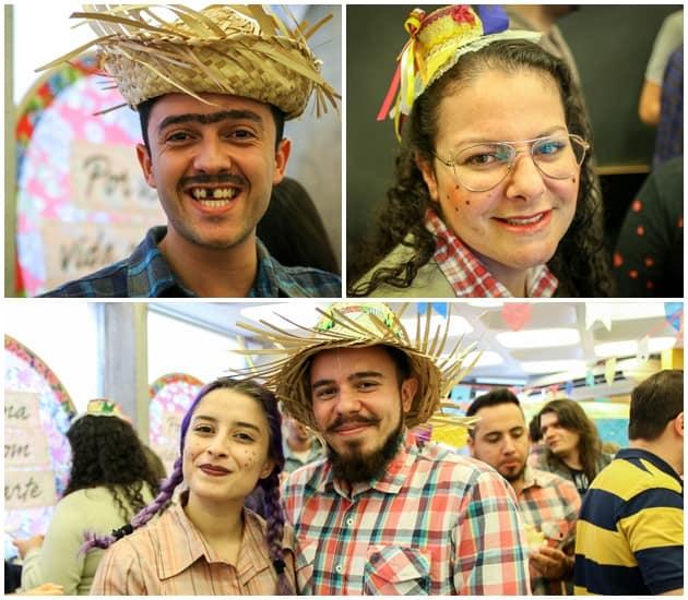 festa junina no elo7 friday equipe trajes