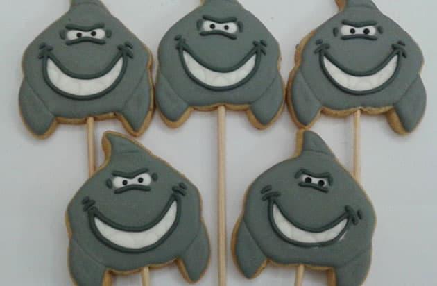 Festa tema tubarão pra crianças