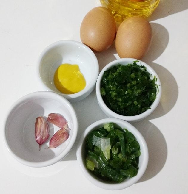maionese verde caseira