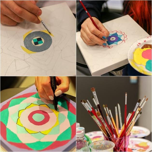 mandalas no craft day 3