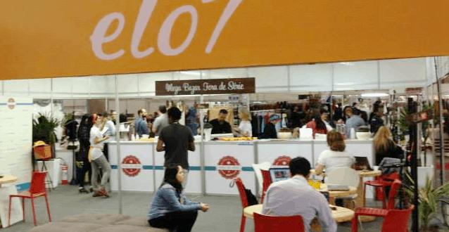 Elo7 na Mega Artesanal 20165