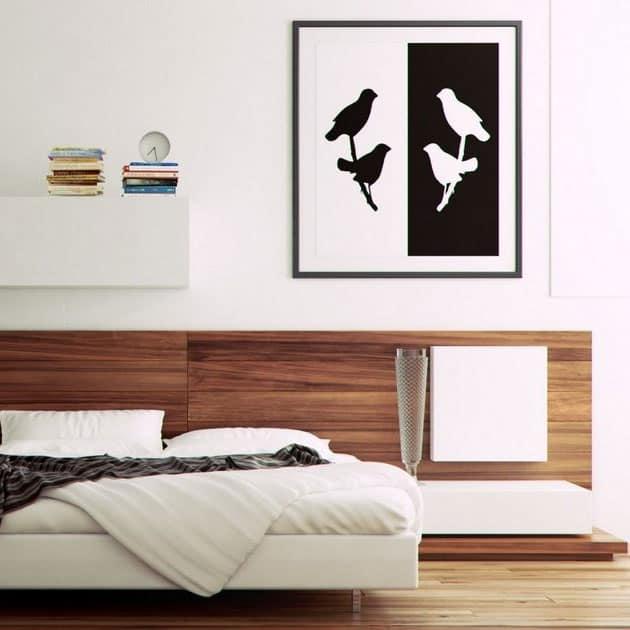 decoração estilo minimalista1