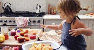 oficina de culinária para crianças