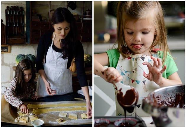 oficina de culinária para crianças como fazer