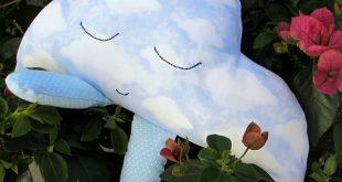 travesseiro de nuvem pronto