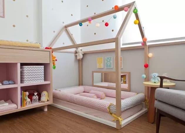nichos para quarto de criança