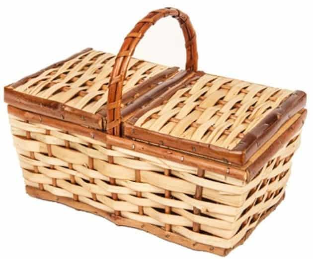 piquenique -cesta