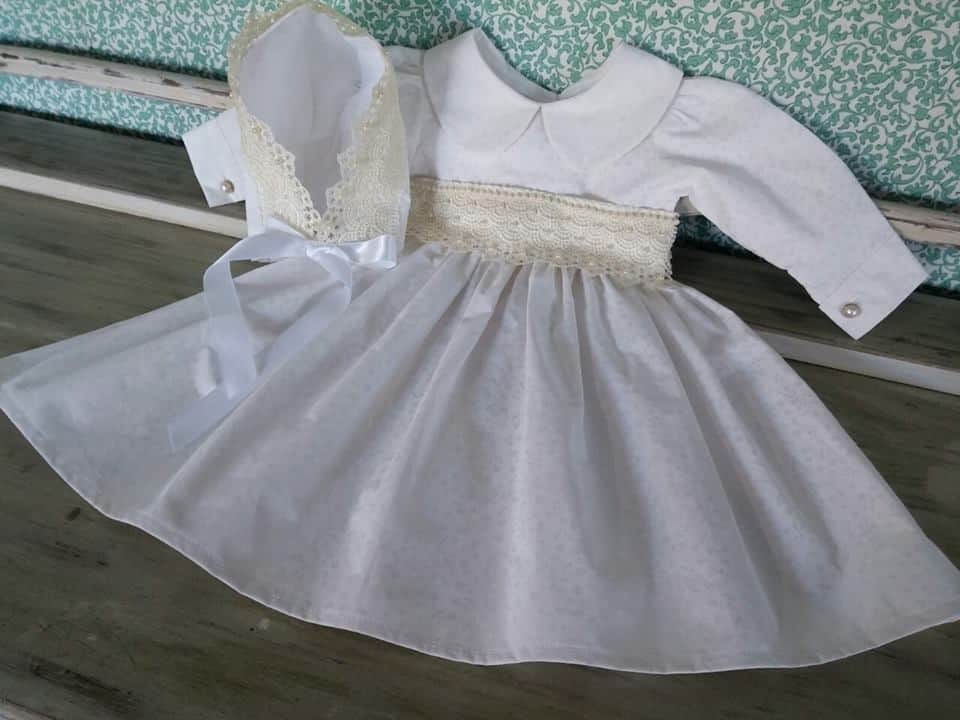 roupa para batizado