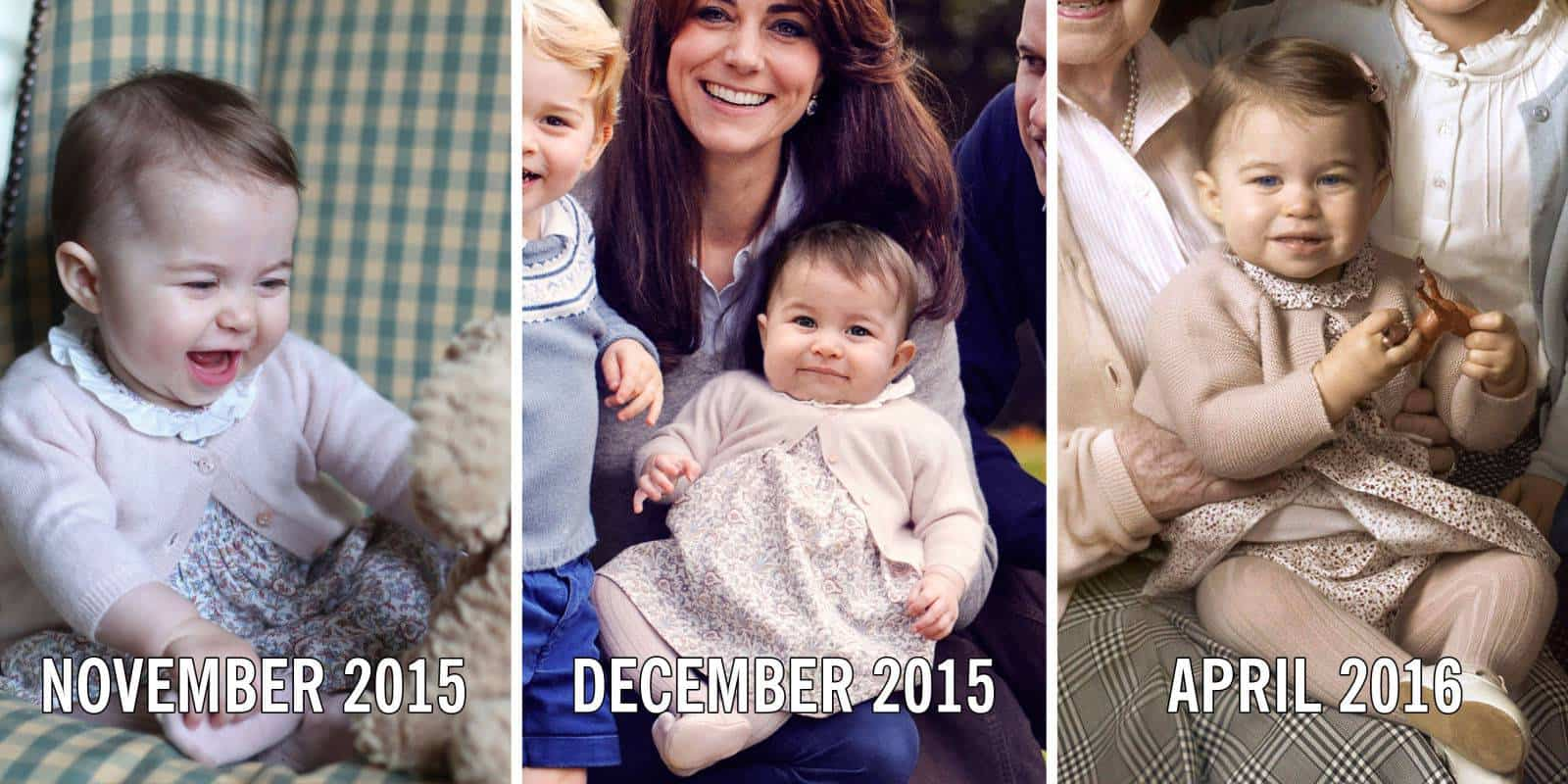 vestidos para bebês -kate-middleton-charlotte