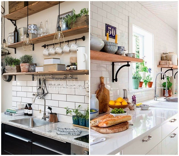 Azulejo metr tend ncia na decor da cozinha e banheiro for Azulejos de cocina 2016