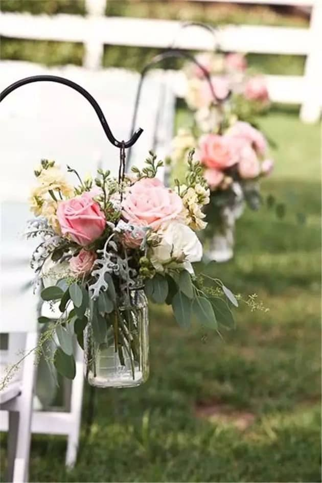 ideias para casamento boho