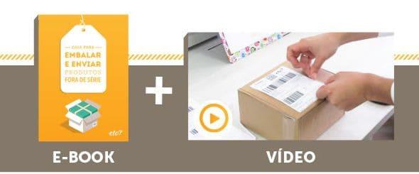 Guia do Vendedor Elo7 Guia para embalar produtos fora de série