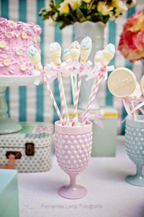 20 ideias para festa candy color