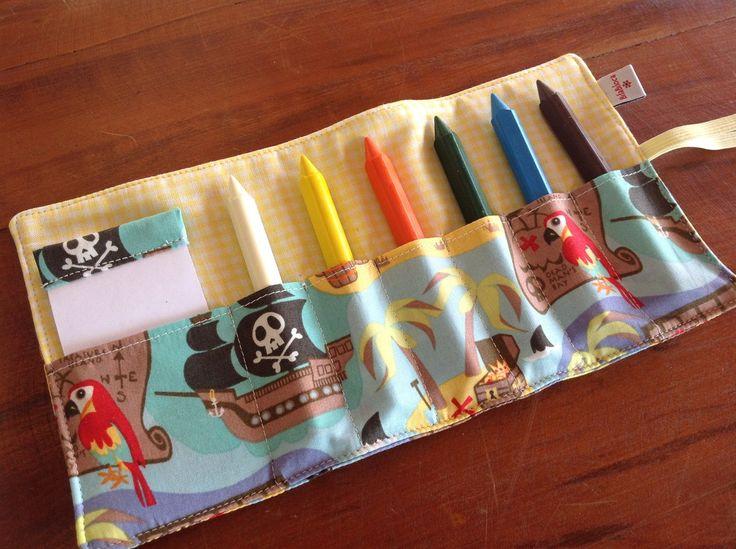 Kit de artes infantil para festa