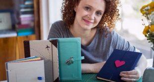 Lilou Estúdio e a paixão pelo empreendedorismo e encadernação