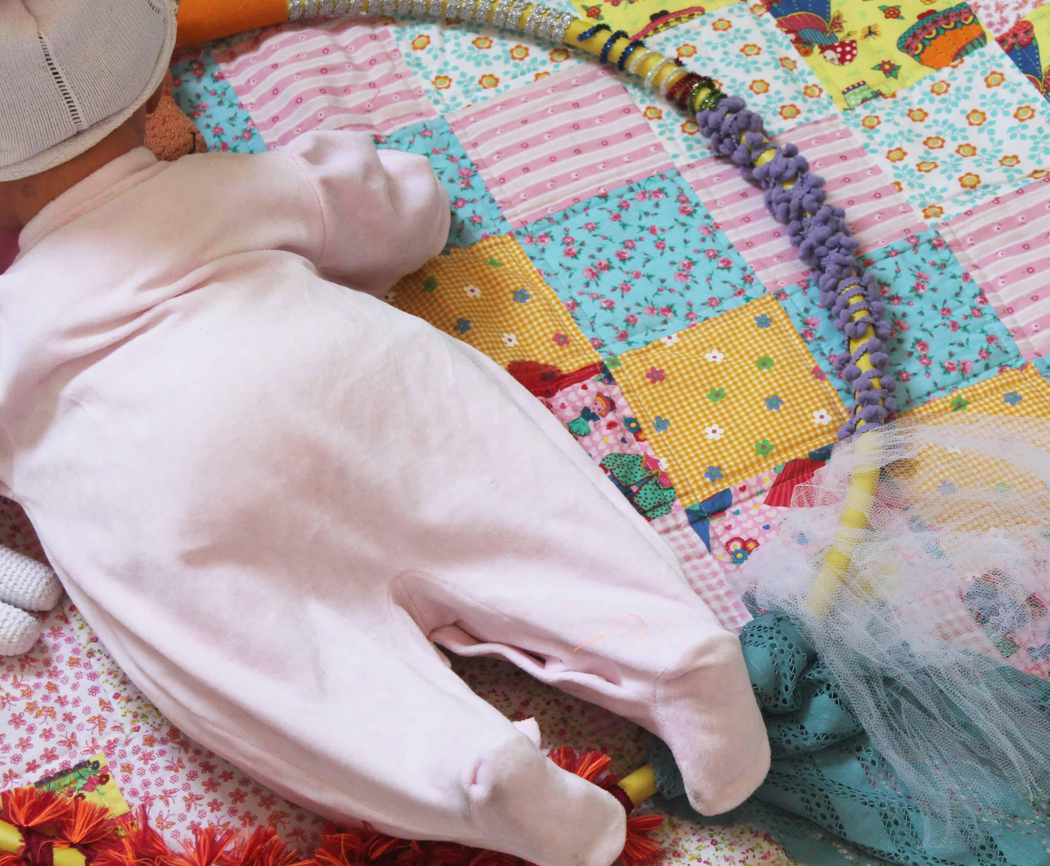 bambolê sensorial