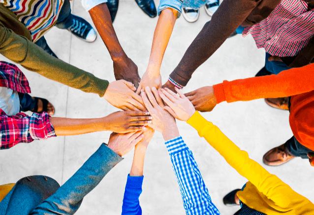 Relação humana e colaboração nos seus negócios