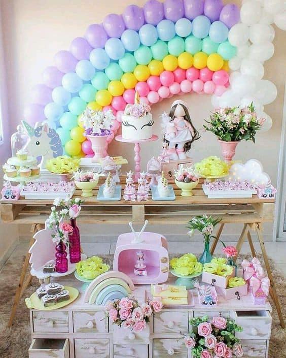 tendências de temas para festas infantis