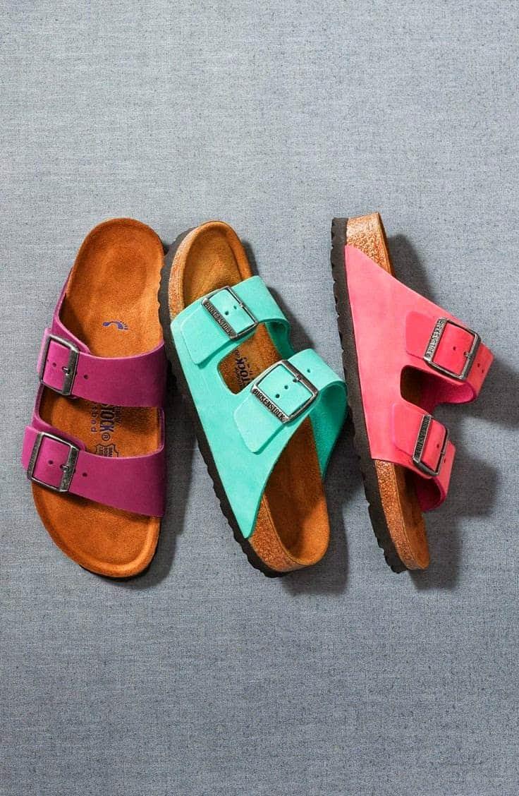 Como usar sandália Birken