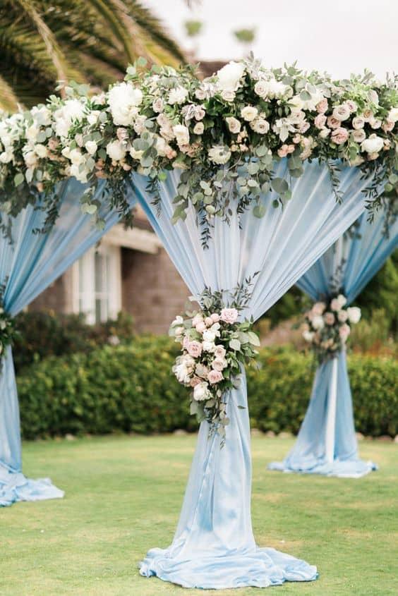casamento azul serenity