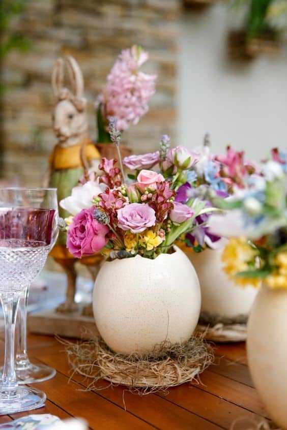 7 decorações de Páscoa