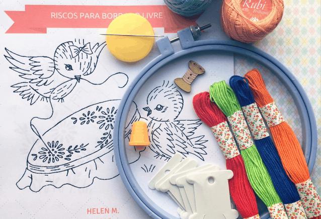 Apostilas e moldes de projetos de artesanato: como vender