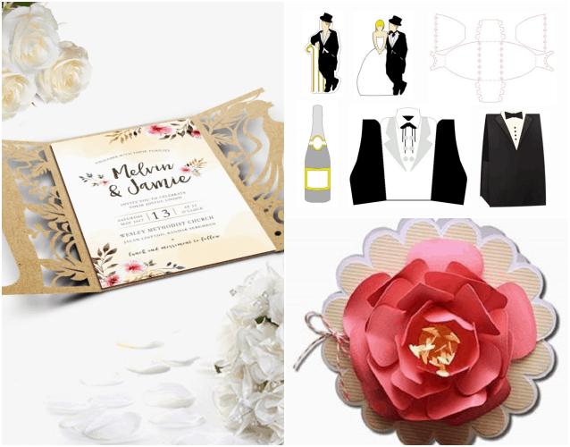 Produtos para casamento: veja materiais e insumos para usar em suas criações arquivos digitais