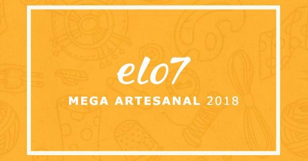 Elo7 na Mega Artesanal 2018