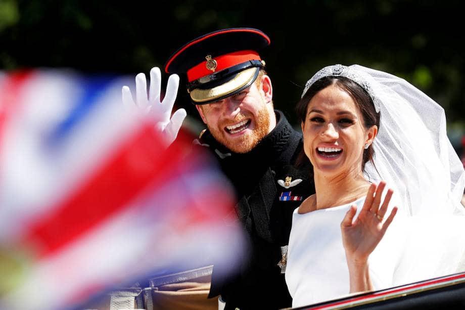 curiosidades do casamento real