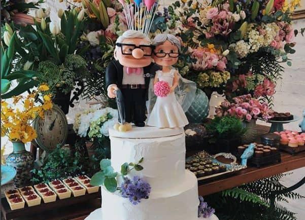 O casamento de Niina Secrets