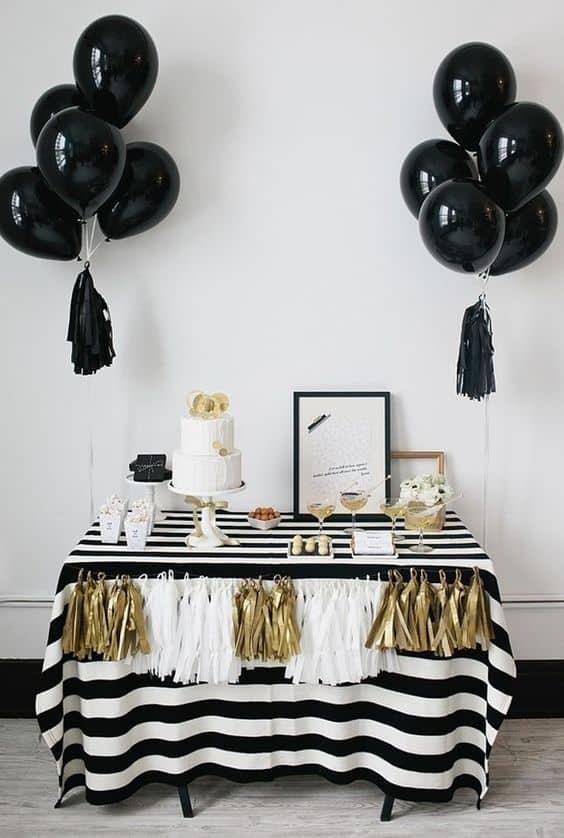 ideias para festa sem tema