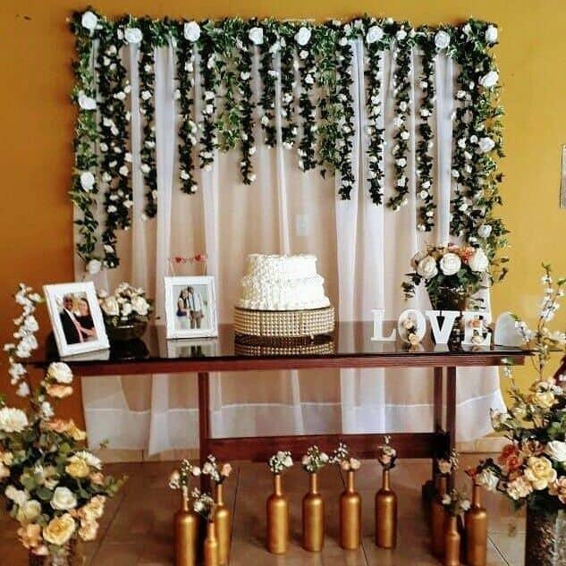 mini wedding, casamento em casa, organização
