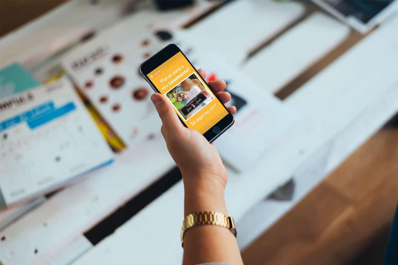 Como usar o Instagram Stories para divulgar seu negócio criativo