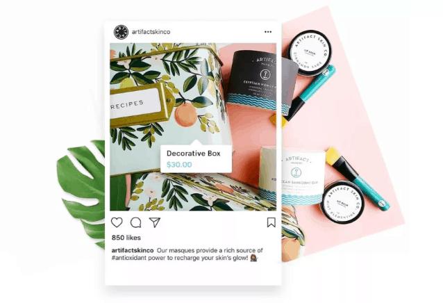 como configurar o recurso de compras do Instagram