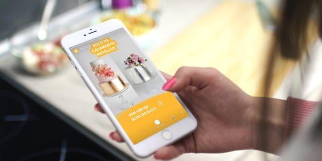 Modelos prontos e editáveis para o Instagram Stories: ferramenta fácil e gratuita
