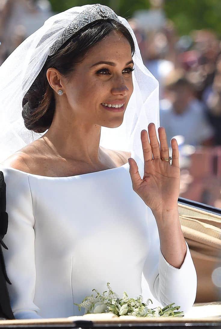 Casamento Real, Meghan Markle, tiara, acessório, noiva