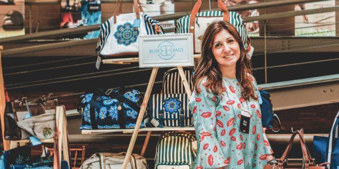 Blue Bags é a segunda finalista do Prêmio Elo7 Criativo 2019