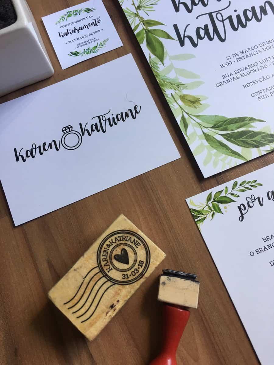 mini wedding, casamento em casa, organização, mesa casamento, papelaria