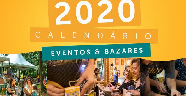 Eventos e Bazares do Elo7 2020