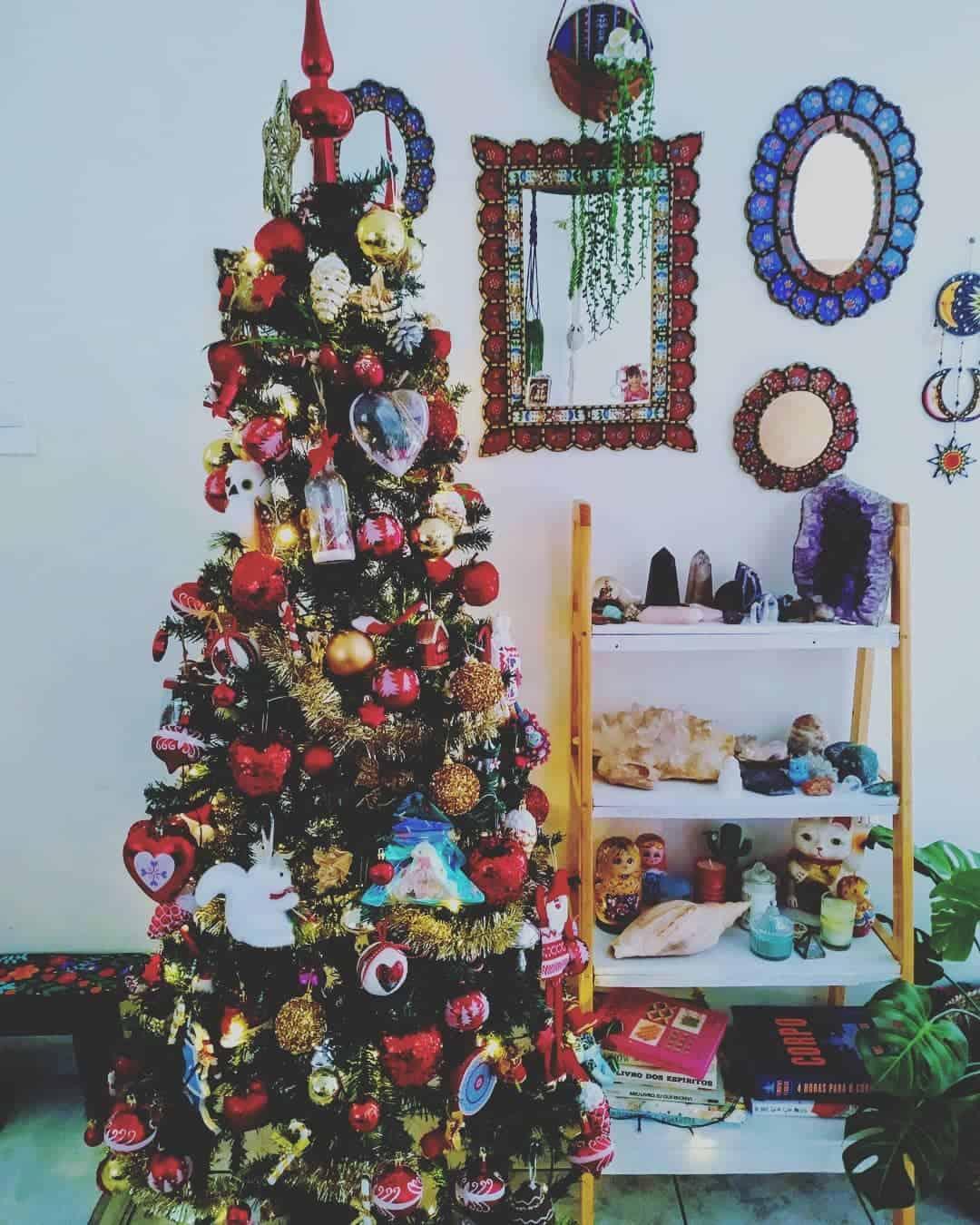 Data da montagem da árvore de Natal é 29 de novembro de 2020.