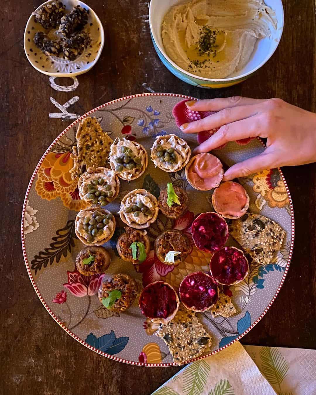 Finger food para casamento