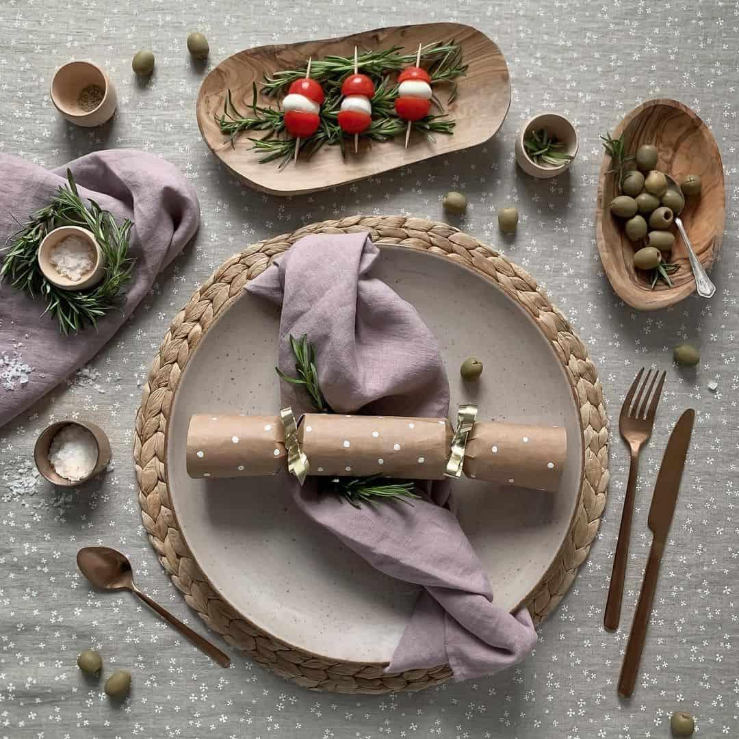 Mesa para convidados casamento